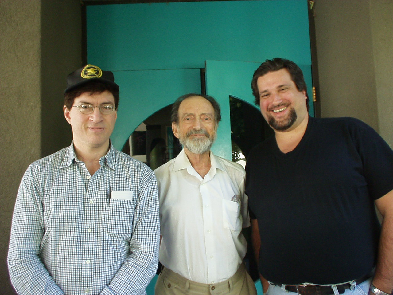 Marty Lewinter, Frank Harary and William Widulski